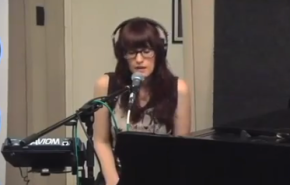 Nightswimming Covered By IngridMichaelson